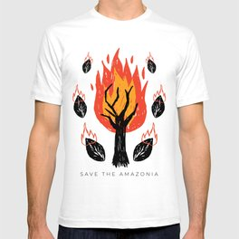 Amazonia 2019 - Save The Planet T-shirt