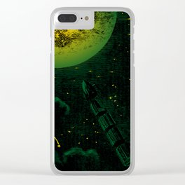 What a Ride! Clear iPhone Case