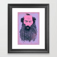 Rick Rubin Framed Art Print