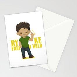 Ryke - Chibi version Stationery Cards