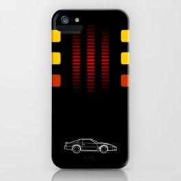 Kitt iPhone Case
