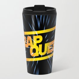 I Am A Trap Queen Travel Mug