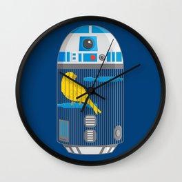 R2 Birdcage Wall Clock