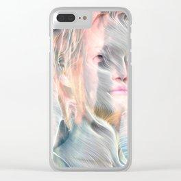 Gemma Clear iPhone Case