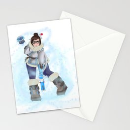 Mei Cryo-Freezing Stationery Cards