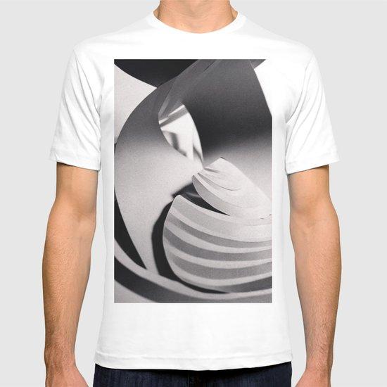 Paper Sculpture #6 T-shirt