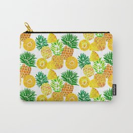 Tropical Prickles Carry-All Pouch