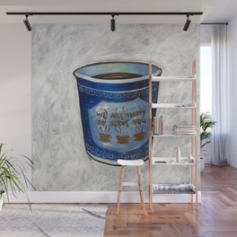 Anthora Wall Mural