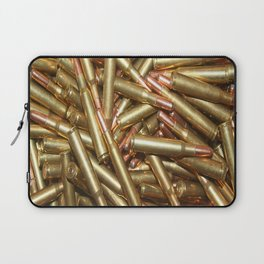 Bullets Ammo For Rifle Gun Shooting Sports or Hunting Laptop Sleeve