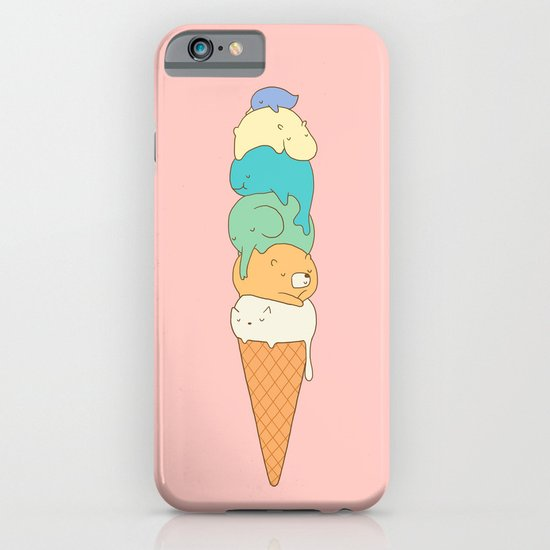 Melting iPhone & iPod Case