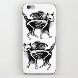 Devil Kitty iPhone Skin