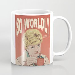JESS IS SO WORLDLY Coffee Mug