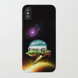 The great A Tuin iPhone Case