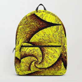 Abstract Digital Art Backpack