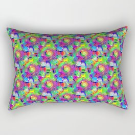 Fruit Loop Rectangular Pillow