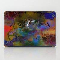 steam punk iPad Cases featuring Steam Punk by Robin Curtiss
