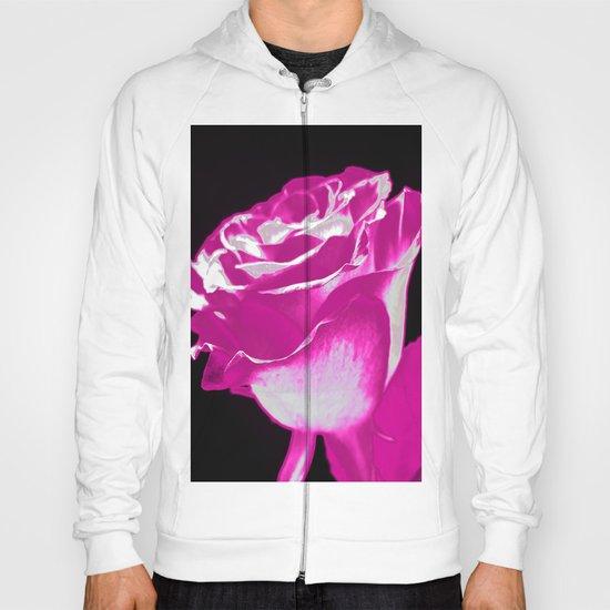 Colorful Rose F Hoody