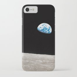 Earthrise William Anders iPhone Case