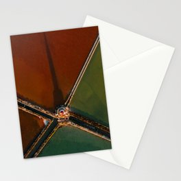 The Tower – Abstract Landscape Photography Stationery Cards