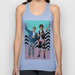 Bill and Ted Unisex Tank Top
