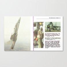 Planes # 14 Canvas Print