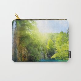 Devil's Punchbowl Falls Trailhead Angwin California Untied States Carry-All Pouch