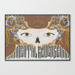 Hidden Revenge Canvas Print