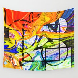 So Much On My Mind Wall Tapestry