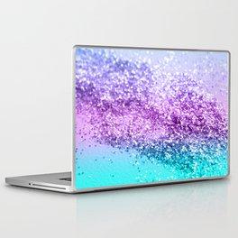 Unicorn Girls Glitter #14 #shiny #decor #art #society6 Laptop & iPad Skin