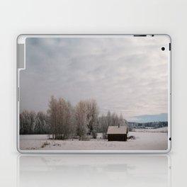 Ice Hut Laptop & iPad Skin
