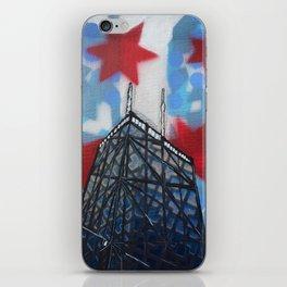 Hancock iPhone Skin