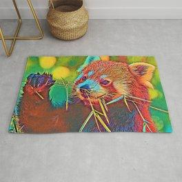 AnimalColor RedPanda 003 Rug