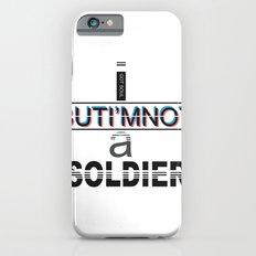 I got soul iPhone 6s Slim Case