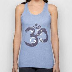 Focus on Yoga Unisex Tank Top
