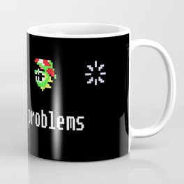 Dinosaur Problems Bubble Bobble Coffee Mug