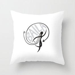 Baila Throw Pillow
