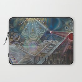 """I Are; We Am"" Laptop Sleeve"