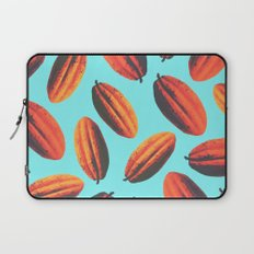 cacao fruit in New York Laptop Sleeve