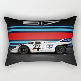 917-053 1971 LeMans Winner Rectangular Pillow