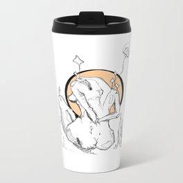 Laxin' Metal Travel Mug