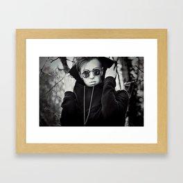 Niklas I Framed Art Print