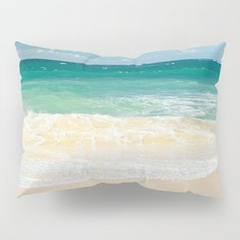 beach blue Pillow Sham