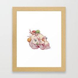 Infesté Framed Art Print