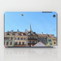 switzerland iPad Cases featuring Switzerland 2010 by HDSL