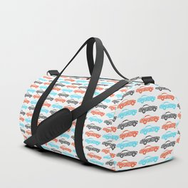 A Fast Sport Car Duffle Bag