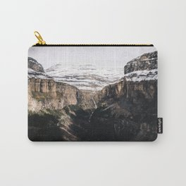 Spanish Pyrenees Carry-All Pouch