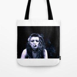 Uplifting haze Tote Bag