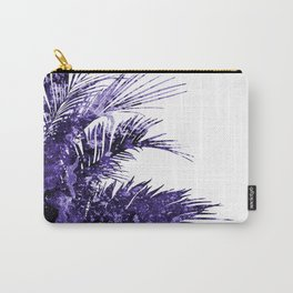 Palm Leaves XVIII - Purple Carry-All Pouch