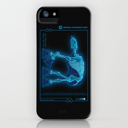 At-At Anatomy iPhone Case