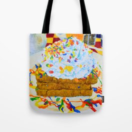 Still Life with Fruity Pebbles French Toast Tote Bag